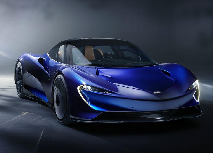 McLaren's Speedtail Aileron Design Inspires 3D Printed Solutions?