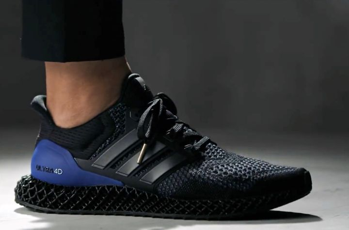 Adidas Releases New ULTRA4D Shoe With Advanced 3D Printed Midsole