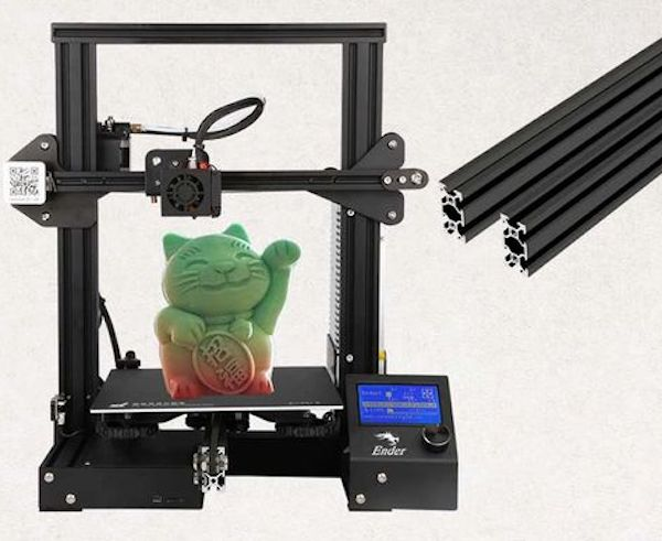 Creality Drops Ender 3 Price to US$170
