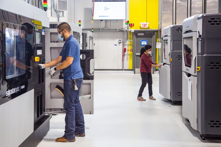Stratasys Deep Inside GM