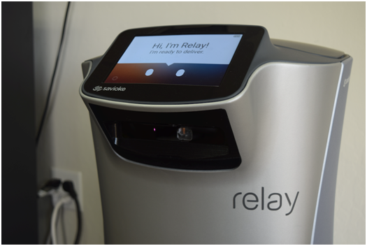 The Savioke Relay, Google-Backed Hotel Robots, And 3D Printing