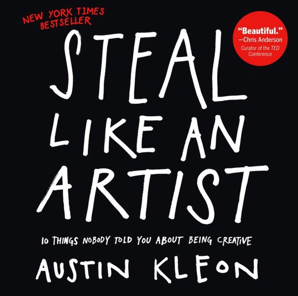 Book of the Week: Steal Like An Artist