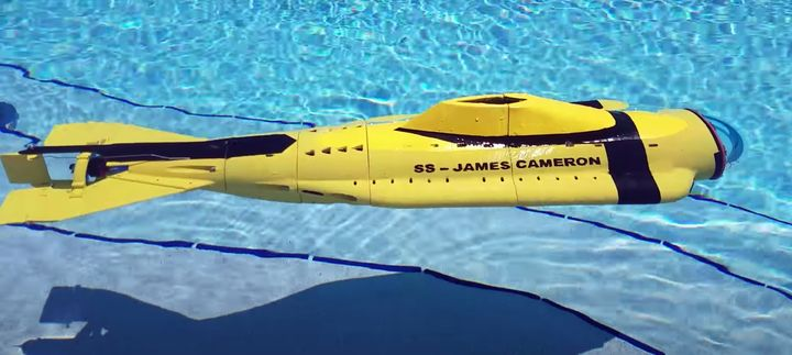 Design of the Week: 3D Printed RC Subnautica Cyclops Submarine