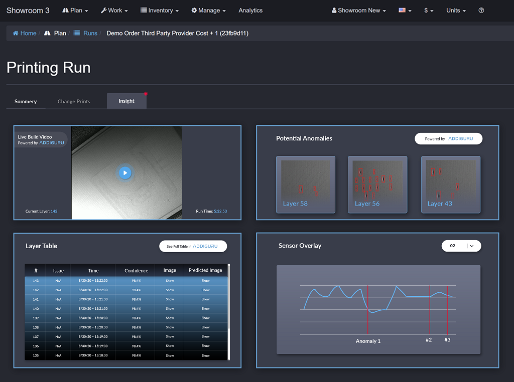 Authentise Integrates Addiguru In-Process Monitoring