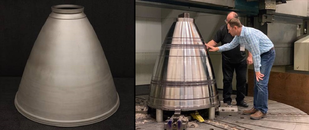 NASA Looks To Large-Scale 3D Printing For The Future Of Rocket Engines