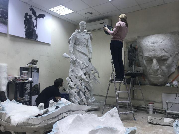 Design of the Week: Rzhev Memorial