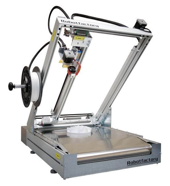 Robot Factory Offers Continuous 3D Printer Conversion Kit