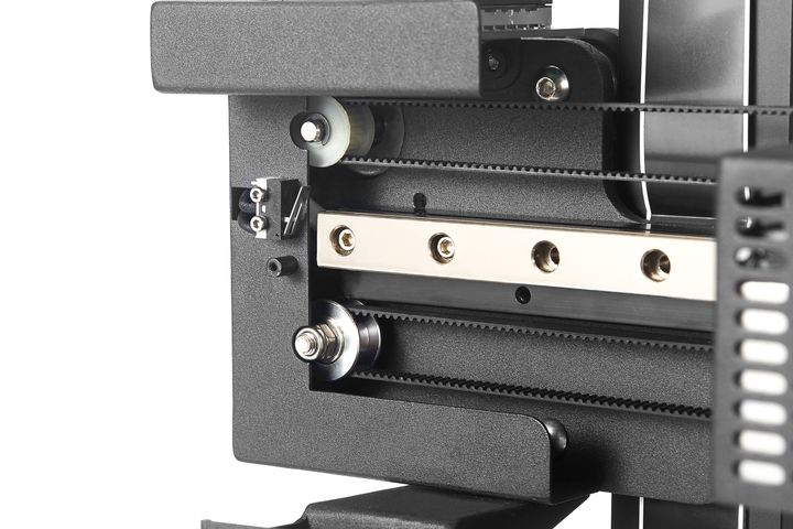 Low-Cost Independent Extruders: The JGMaker Artist-D Launches
