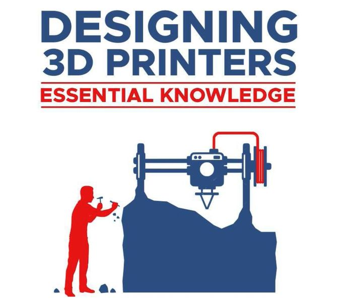 Book of the Week: Designing 3D Printers