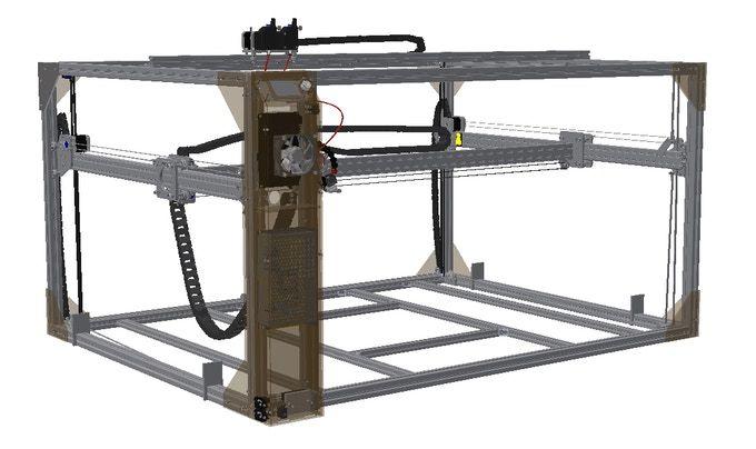 "Cultivate3D Launches Massive ""Elevator"" 3D Printer"