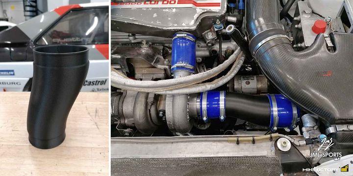 Single-Site Motorsport 3D Printing: Workshop of the Future?