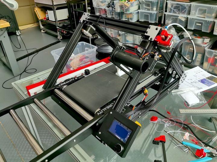 Exclusive: Naomi Wu On The Creality 3DPrintMill Belt 3D Printer