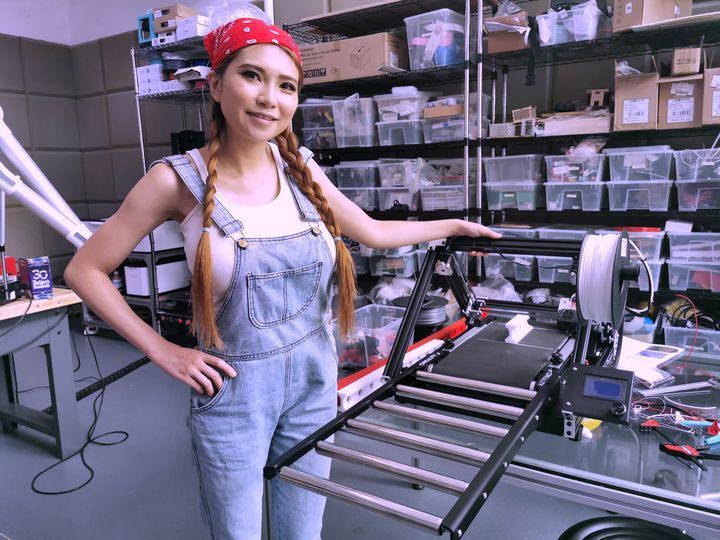 Exclusive: Naomi Wu on The Creality 3DPrintMill Belt 3D Printer