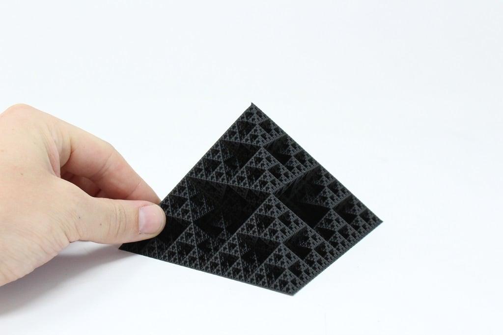The Twist Of Twist 3D Printing:  Black PETG Parts