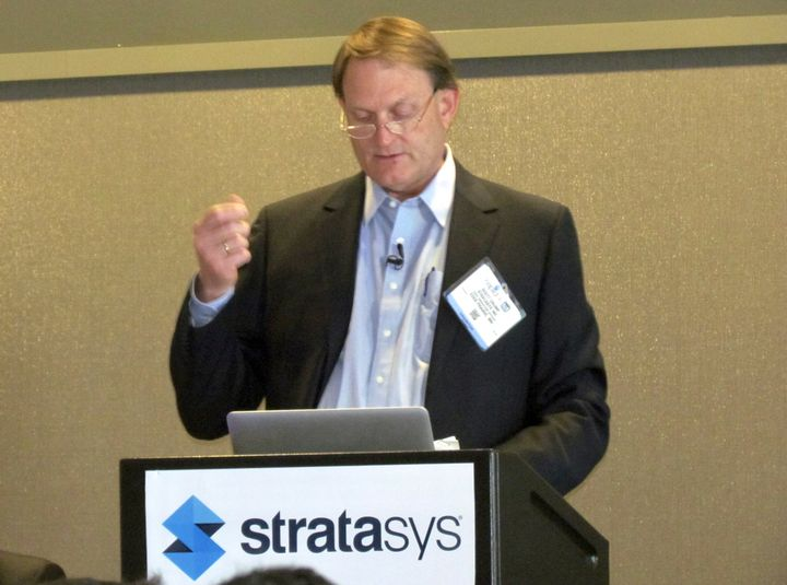 Stratasys' Scott Crump Retires?