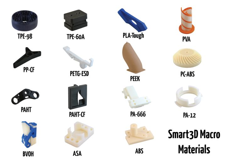 Smart3D Launches The Macro, A Manufacturing 3D Printer
