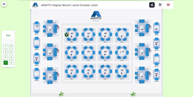 ADDITIV digital World To Bring Together The Additive Manufacturing Community
