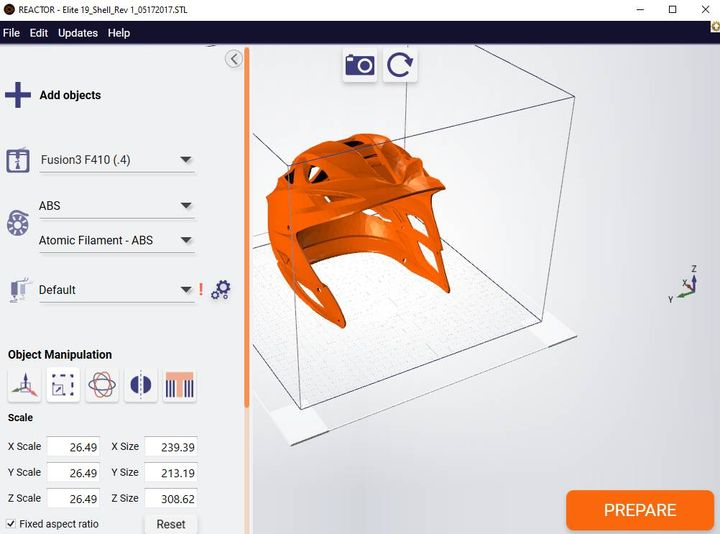 "Fusion3 Introduces ""REACTOR"""