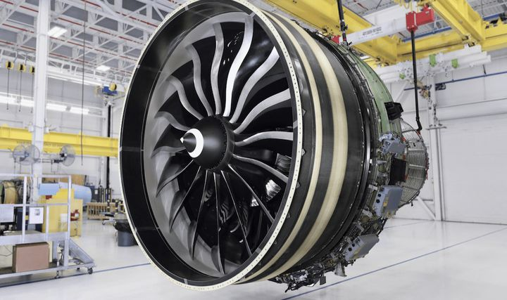 GE Aviation Receives Certification For Partly 3D Printed Jet Engine