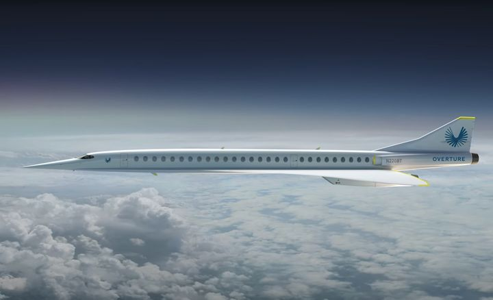 Boom Supersonic Unveils The XB-1, And It's Full Of 3D Printed Parts