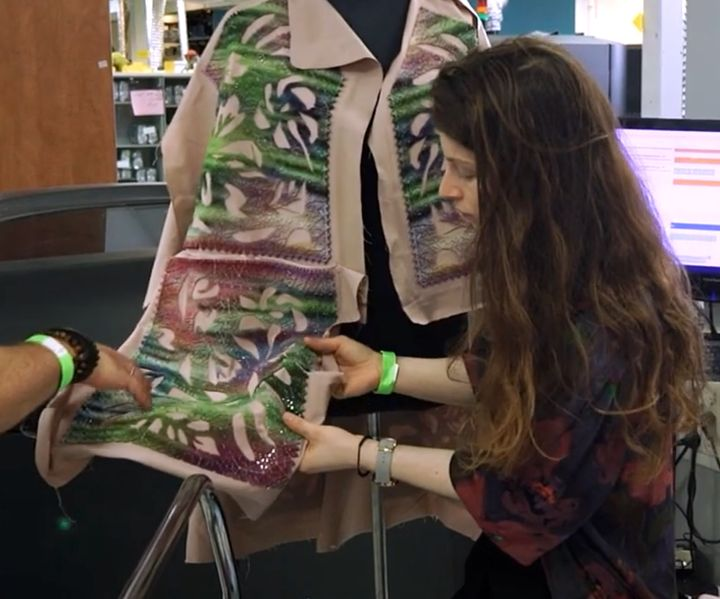 3D Printed Fashions Becoming More Sophisticated