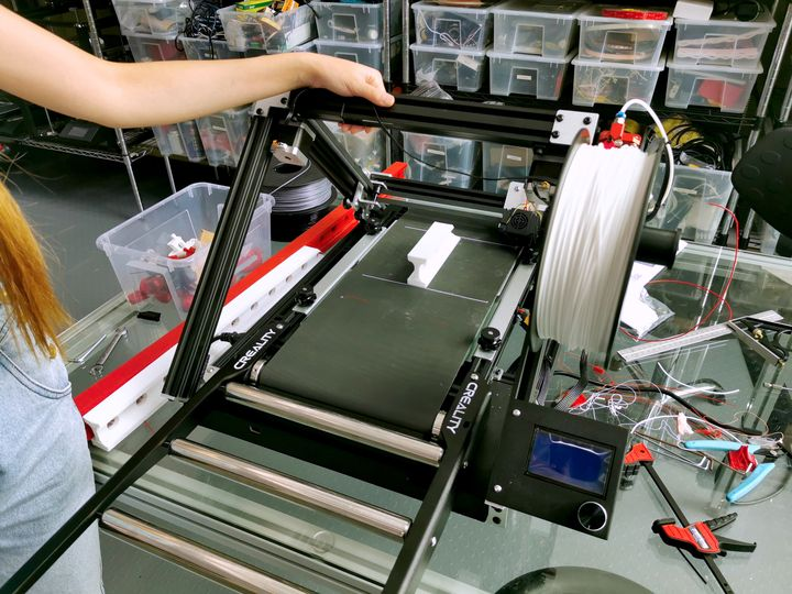 Coming Soon: Scalable Garage 3D Printing