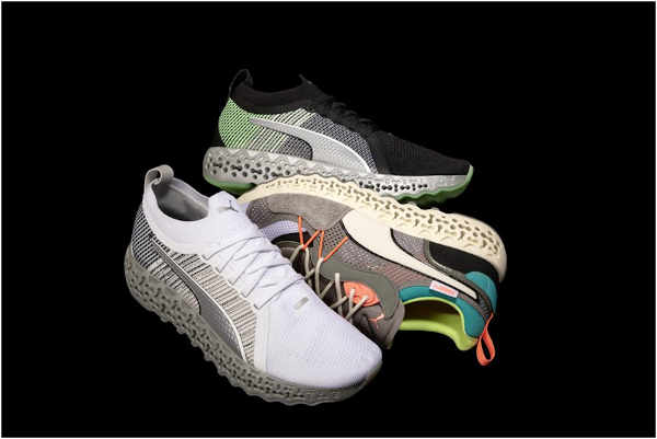 Puma Inspiration Comes From Hip Hop, High Fashion, And 3D Printing