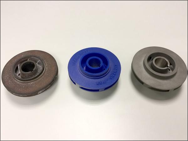 3D Printing Pumps