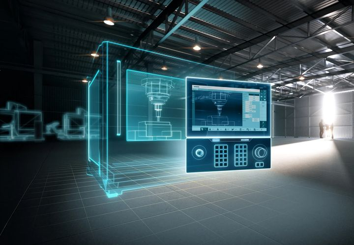 Siemens Pushes Digital Twins in CNC Manufacturing