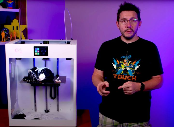 Behind the Scenes of 3D Printer Reviews