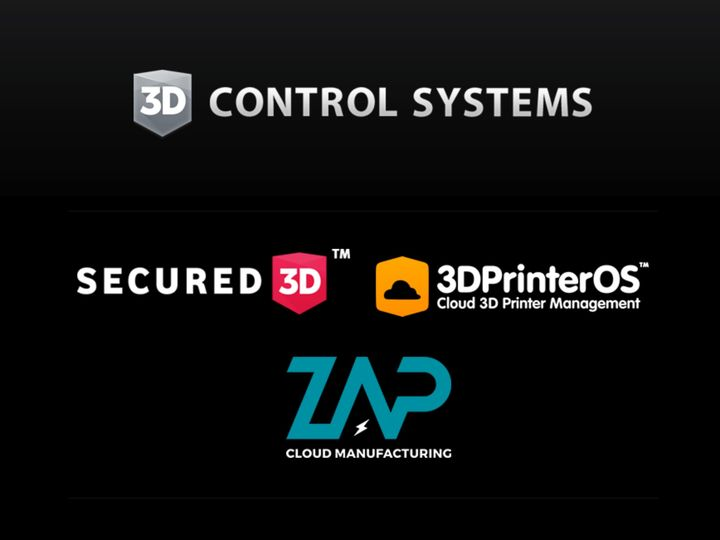 EMBARGO April 20th, at 8am PST: 3D Control Systems To Support Octoprint Integration