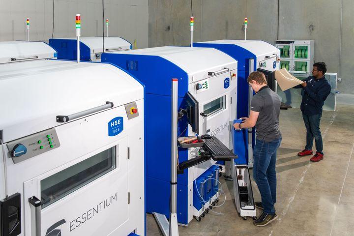 Essentium's Unique Approach To Aerospace 3D Printing