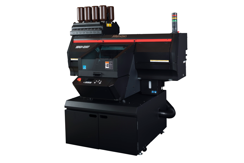 """Mimaki Introduces """"Accessible"""" Full Color 3D Printer"""