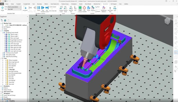 Autodesk Adds Powerhouse Manufacturing Tools to Fusion 360