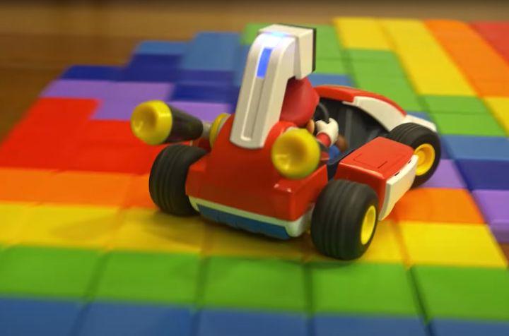 Design of the Week: 3D Printed Rainbow Road