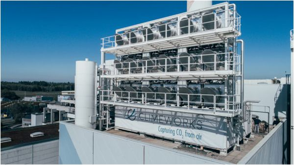 Racing the Clock with Help from Carbon Capture and 3D Printing