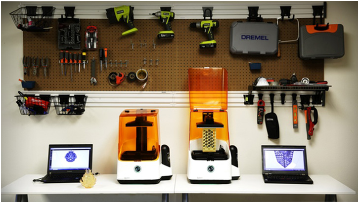 Back To The Garage For 3D Printing Innovation