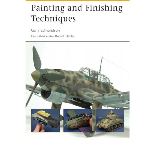 Book of the Week: Painting and Finishing Techniques