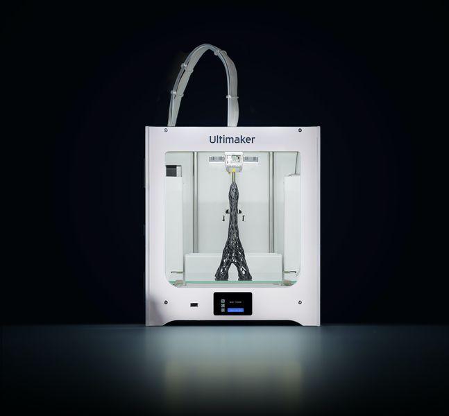 Ultimaker Upgrades Entry-Level 3D Printer