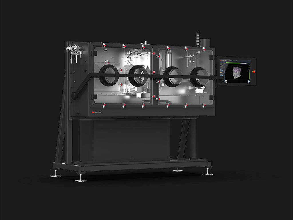 Desktop Metal Production System Is A 3D Printing Production Lineup