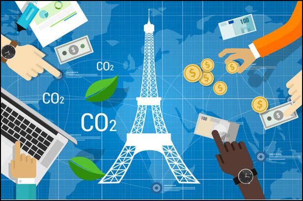 A'Biden Paris And The Carbon Clock