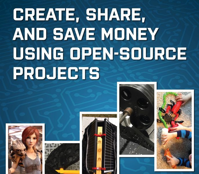 Book of the Week: Create, Share, and Save Money Using Open-Source Projects