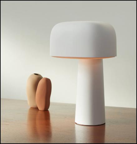 Award-Winning 3D Printed Plant-Based Designer Lamps