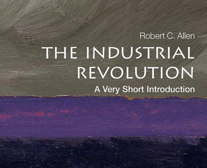 Book of the Week: The Industrial Revolution