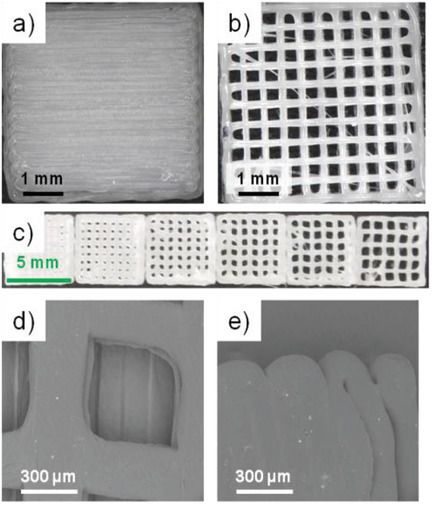 3D Printing MicroCapsules For Liquid Application