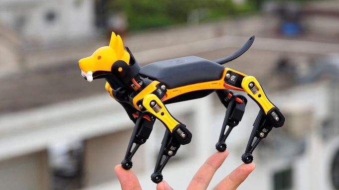 Petoi Bittle: Build and Program Your Very Own Robot Dog