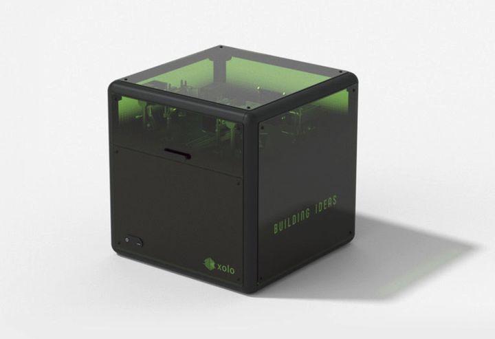 xolo Announces First Volumetric 3D Printer