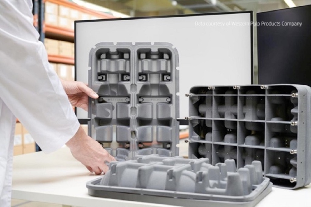 HP Comes Up With An Environmentally Friendly Packaging And Production Solution