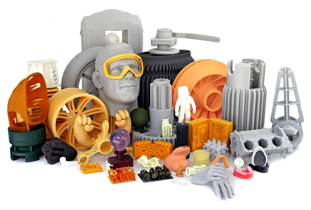 Production 3D Printing At The Heart Of Recent Acquisitions