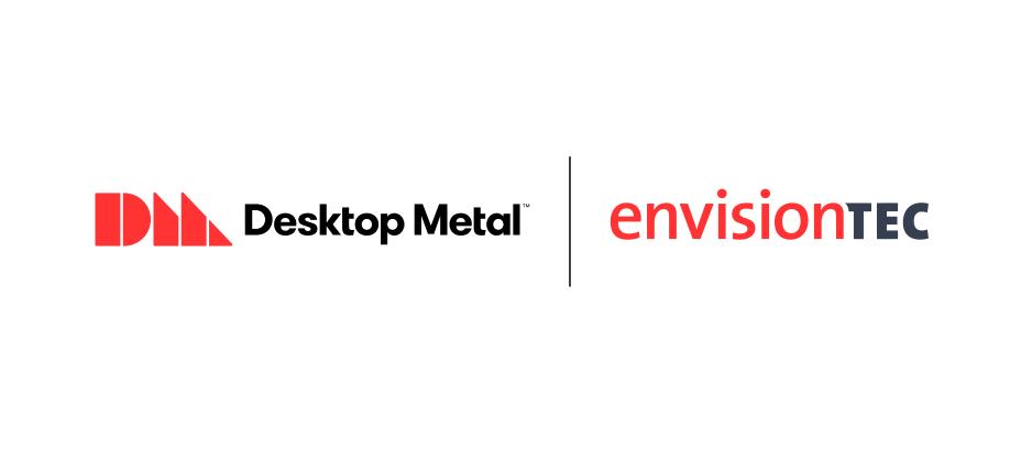 Desktop Metal To Acquire EnvisionTEC!